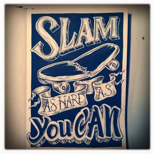 http://serialthriller.com/post/25394295263/slam-as-hard-as-you-can#