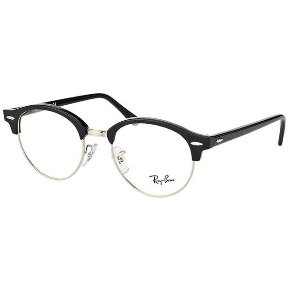 b8c61cf404d26 ... spain ray ban optical clubmaster glasses rx5334 inclination pinterest ray  ban optical glass and fashion online