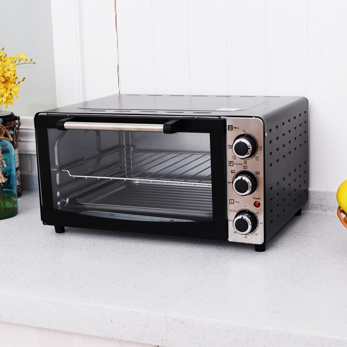 1300w 20l Electric Toaster Oven Electric Toaster Toaster Oven
