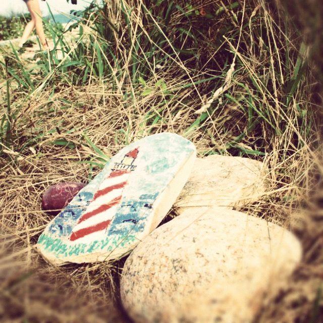 Summer on Cuttyhunk Island- Molly Shea