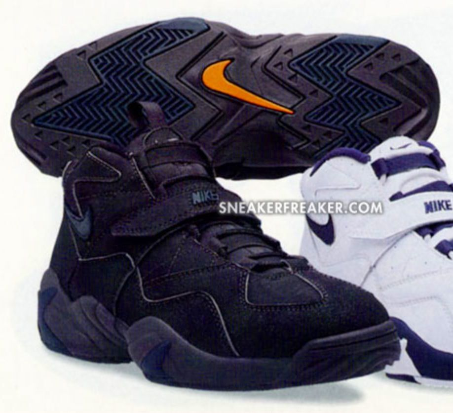 competitive price 13c08 df8b3 Nike Air Gone shoes.