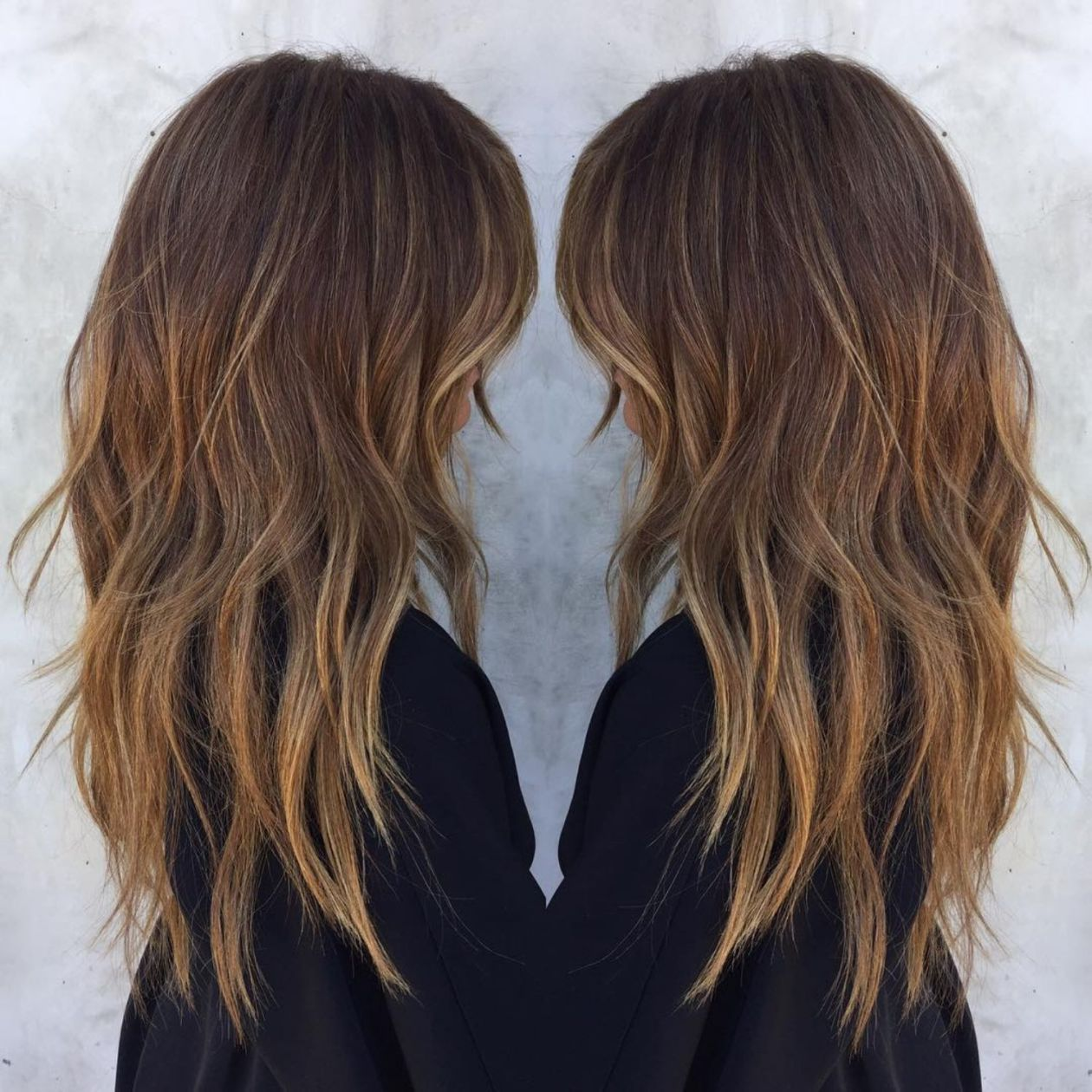 11 Lovely Long Shag Haircuts for Effortless Stylish Looks