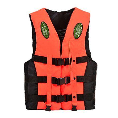 Adult Kids Lifesaving Vest Swimming Ski Buoyancy Aid Safe Sailing Life Jacket UK
