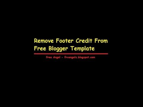How to remove themexpose from free blogger template 4k wallpapers how to remove themexpose from free blogger template toneelgroepblik Gallery