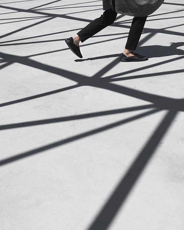 Shadow Hopscotch / jumping into the new week with @mahabis  .  #shadowplay #mahabisblack #manicmonday
