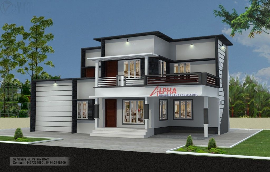 Browse Modern Home Plans Featuring Flexible And Open Floor Plans