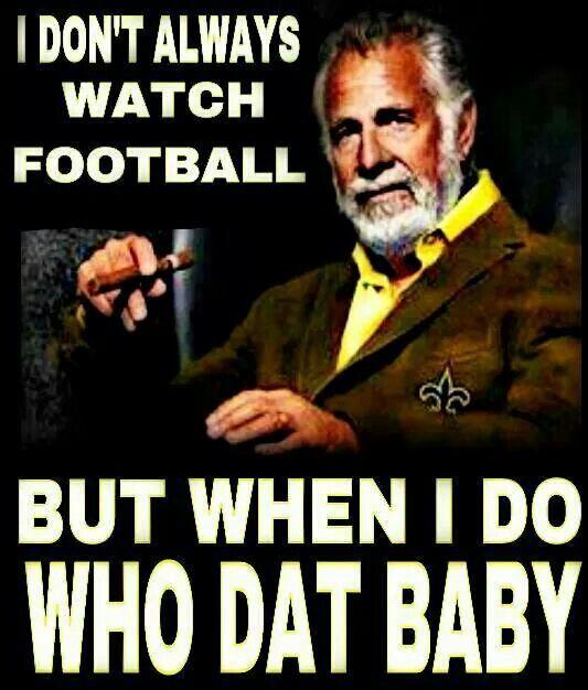 Who Dat-New Orleans Saints