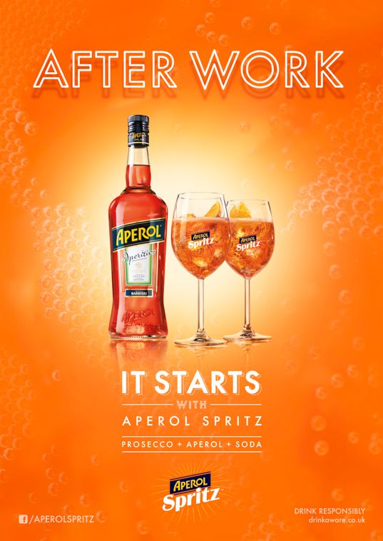 Ricetta Spritz Aperol E Prosecco.The Aperol Spritz Recipe Makes For The Perfect Post Work Aperitif Even When Made At Home Simply Add 3 Parts Prosecco 2 Pa Aperol Spritz Aperol Spritz Recipe