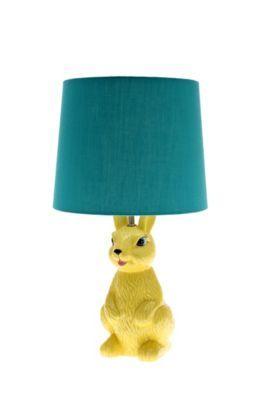funny bunny lamp...