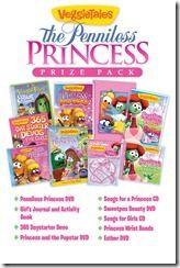 Big Idea Entertainment VeggieTales The Penniless Princess #Giveaway — MomStart - Ends 8/20