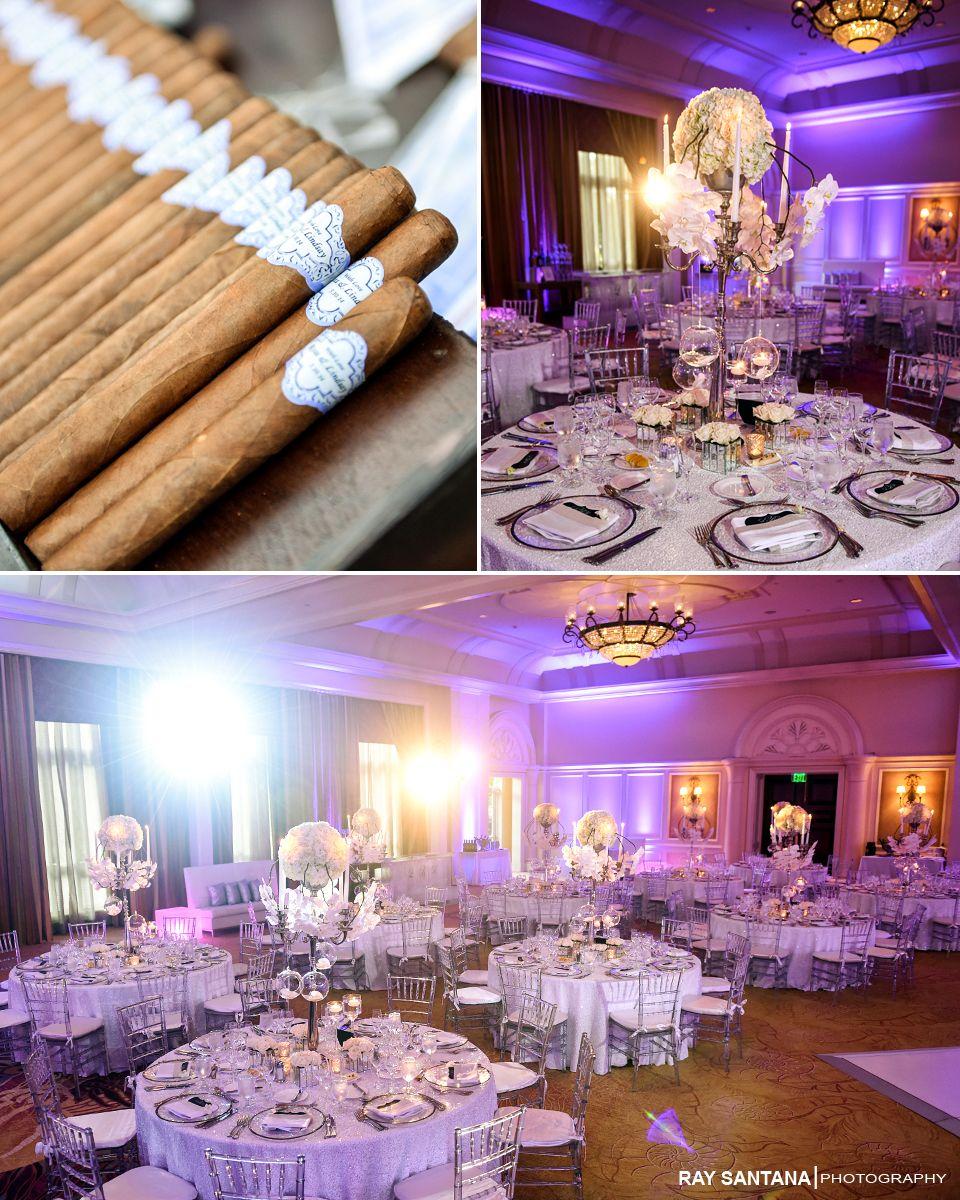 Ritz Carlton Key Biscayne Miami Wedding Detail Photos