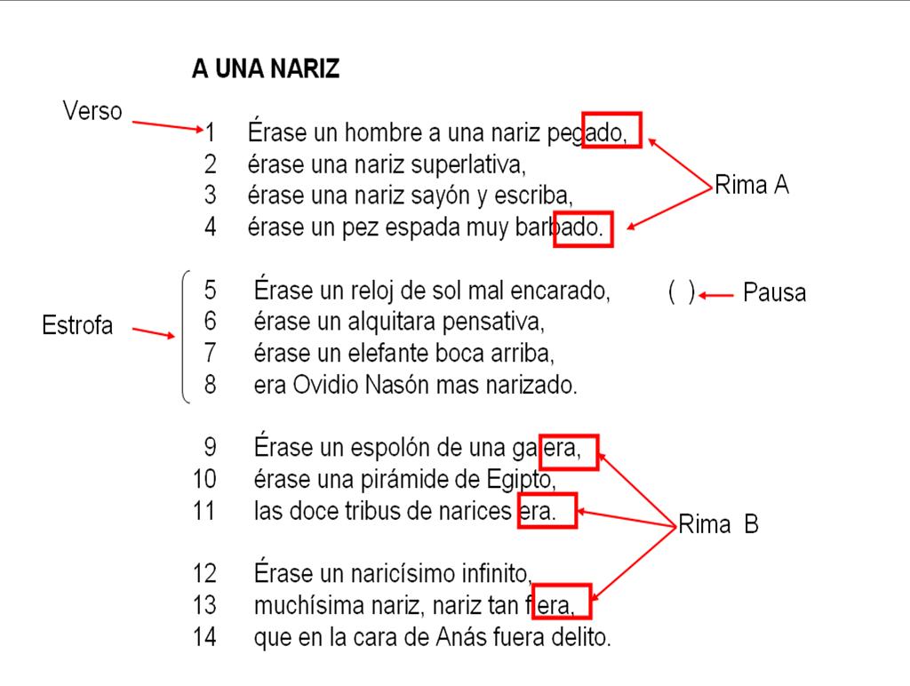 Poesia De Verso Libre Para Ninos De Tercer Grado