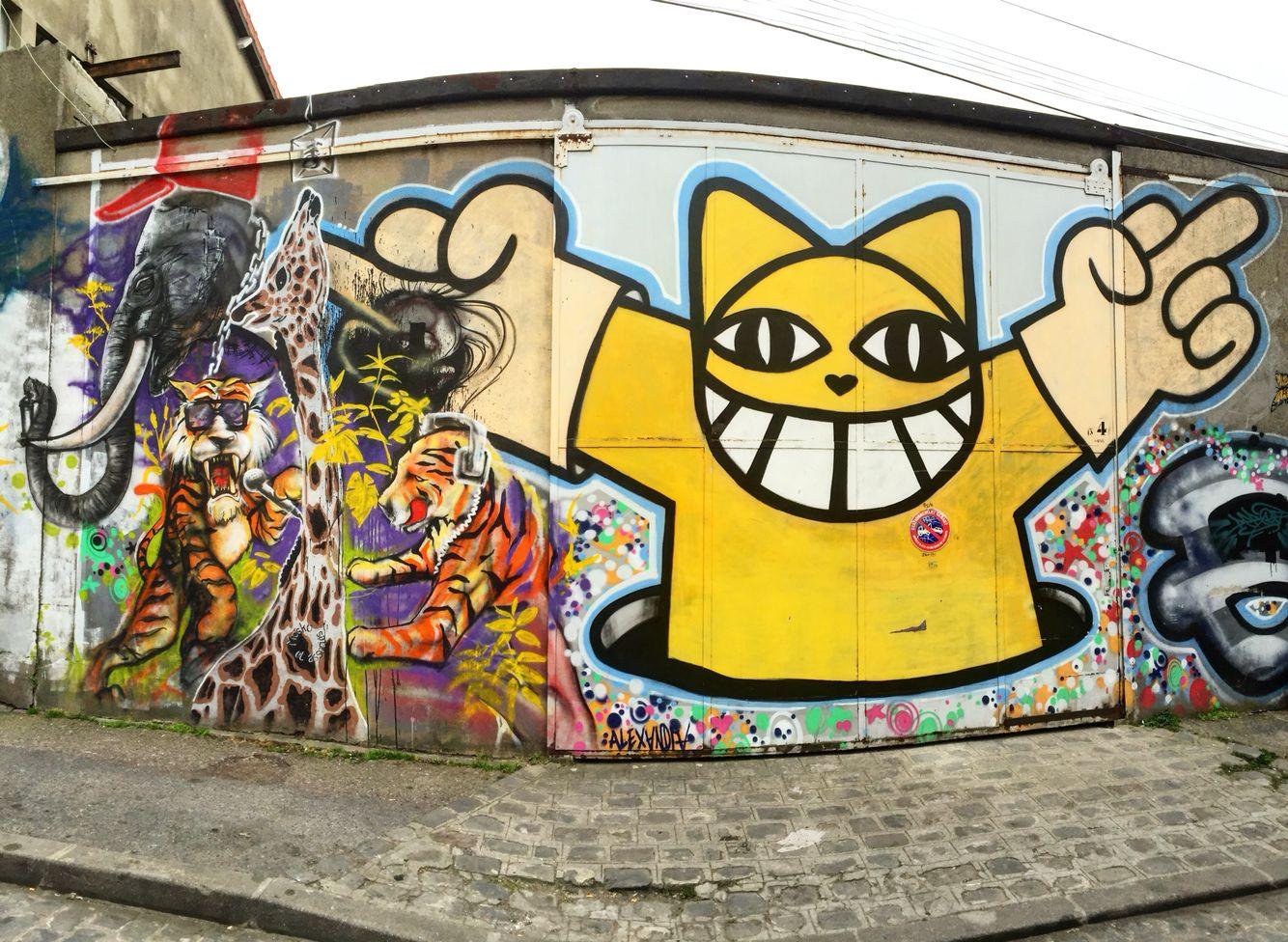 Pin by Vero on Street Art.. | Pinterest | Graffiti, Street art and ...