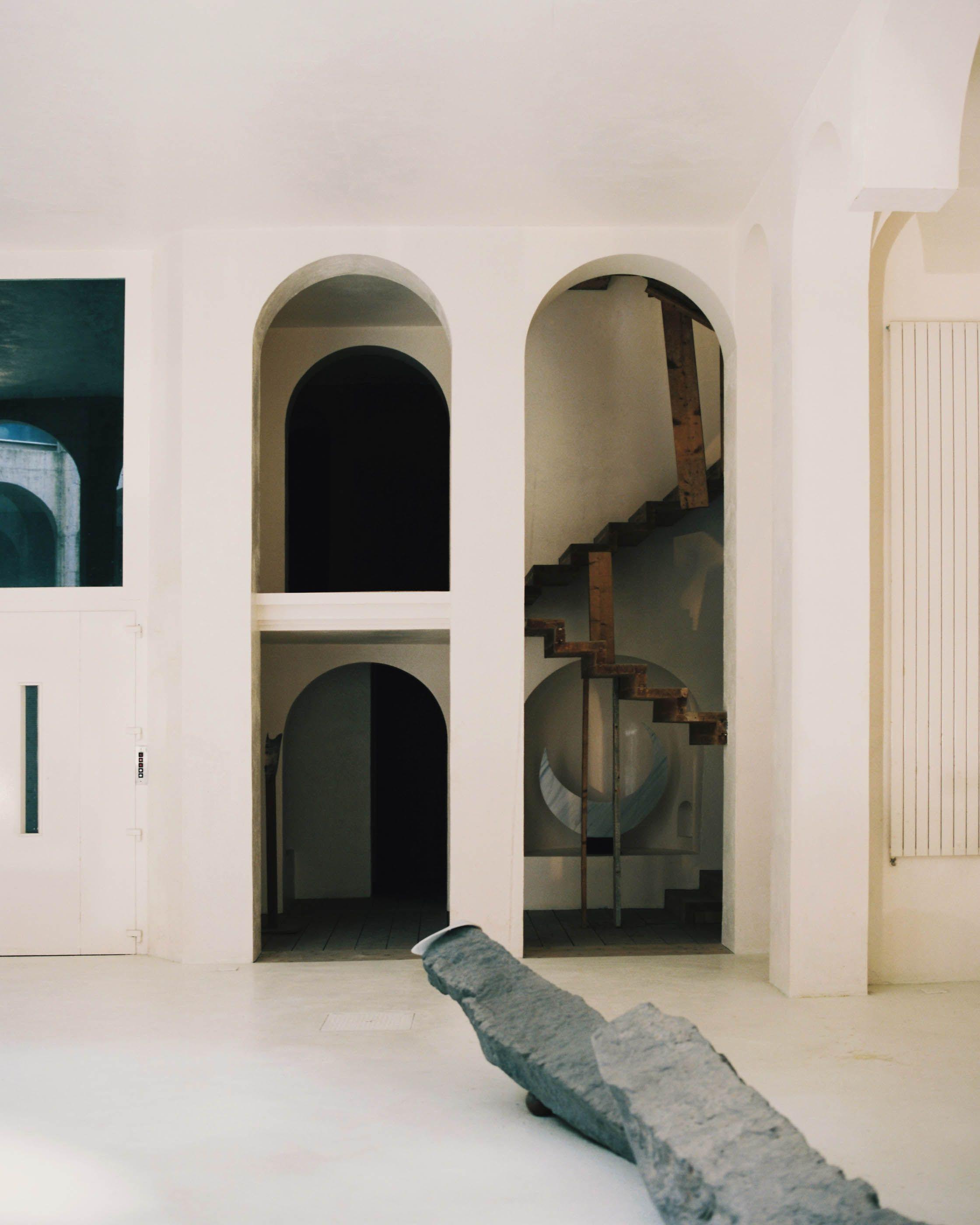Interesting House Exterior Design In Kulai Malaysia: #editorial #xavier #corbero #barcelona #architecture #wallstreetjournal #interiors