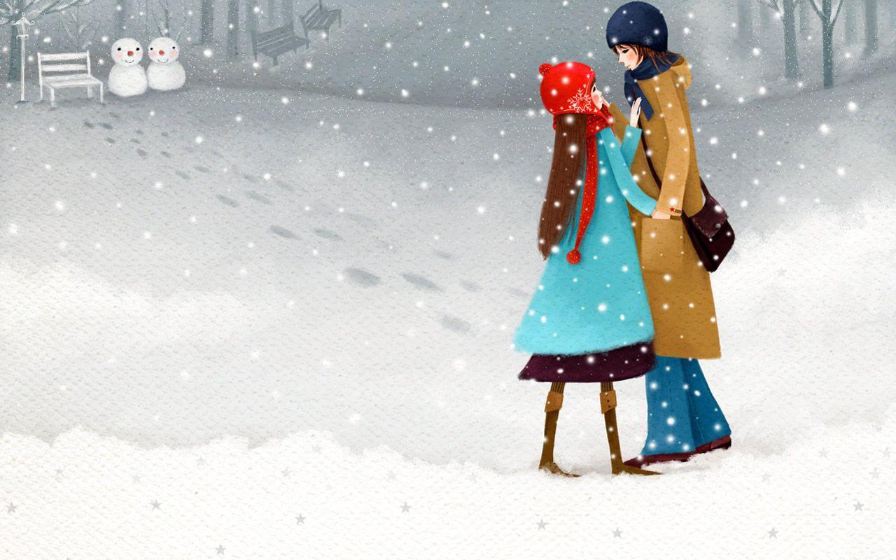 Korean Anime Wallpaper Desktop Djiwallpaper Co