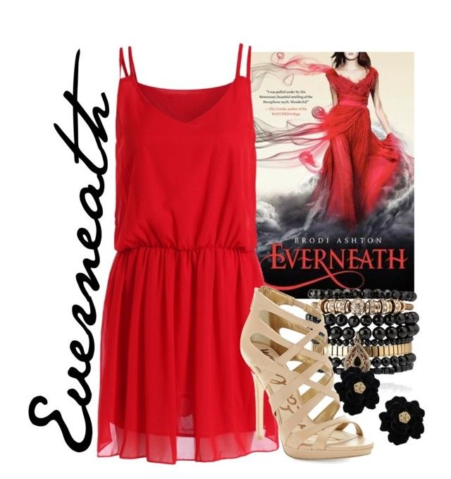 """""""Everneath"""" by jaiixox ❤ liked on Polyvore featuring Samantha Wills, Gogo Philip and Sam Edelman"""