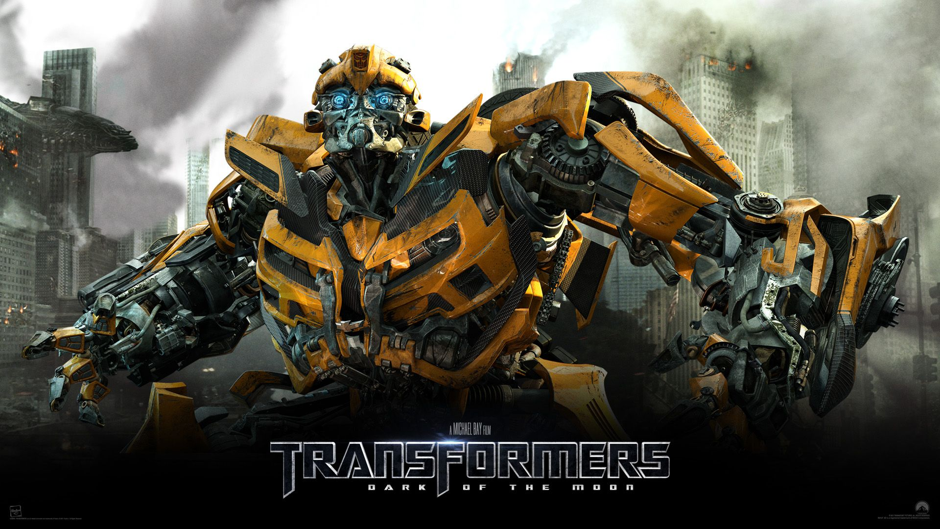 Movie Transformers 4 Bumblebee Rise Of Galvatron Wallpaper HD Images