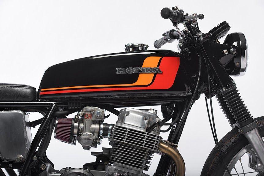 70s Style Guide Honda Cb750 Racer Return Of The Cafe Racers Honda Cb750 Cafe Racer Design Cafe Racer