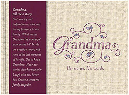 My Grandma: Her Stories: 9781935414049: Books - Amazon ca