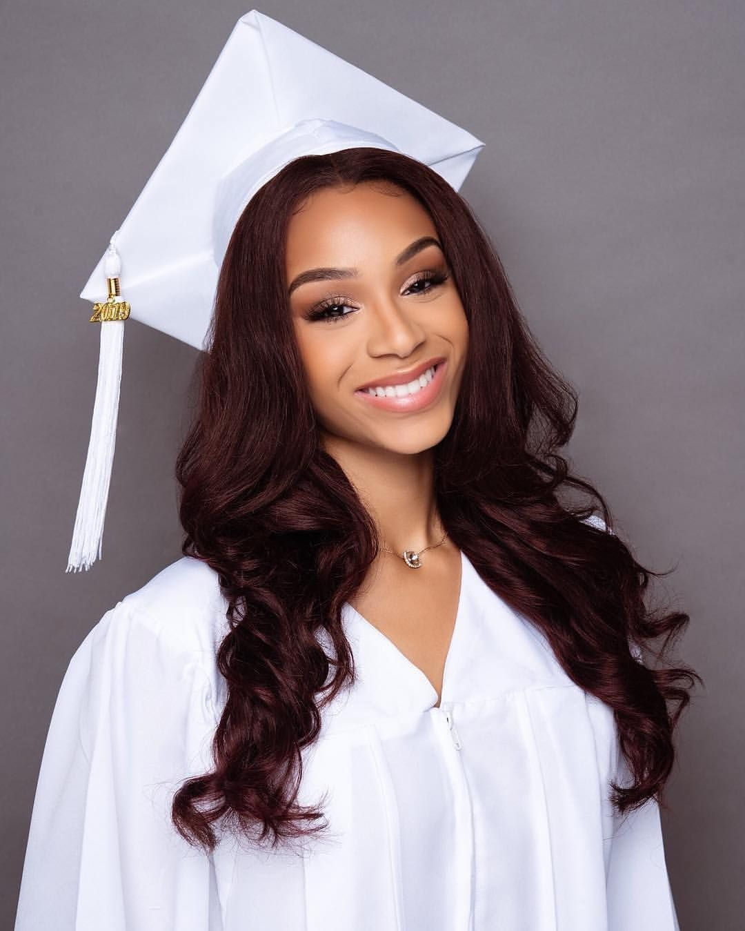 Hair Color Hair Color For Black Hair Graduation Hairstyles Senior Pictures Hairstyles