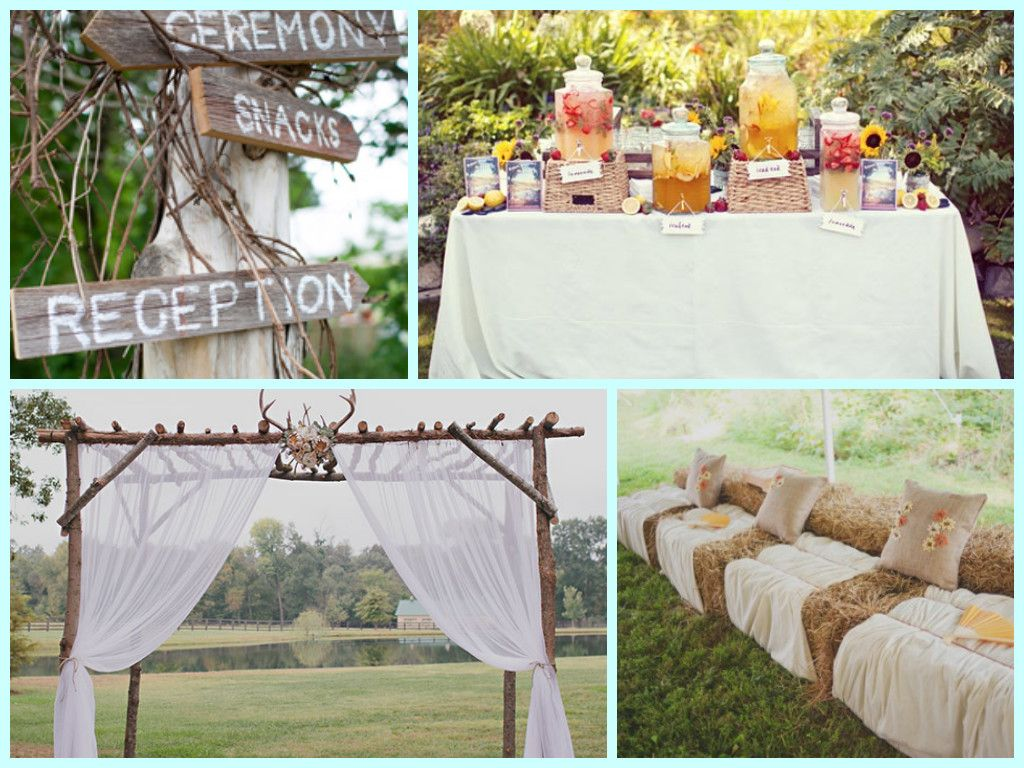 Sweet Ideas For Fall Farm Weddings | Green Bride Guide | Fall ...