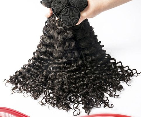 Brazilian Water Weave Hair Extensions 7a Unprocessed Pineapple Wave