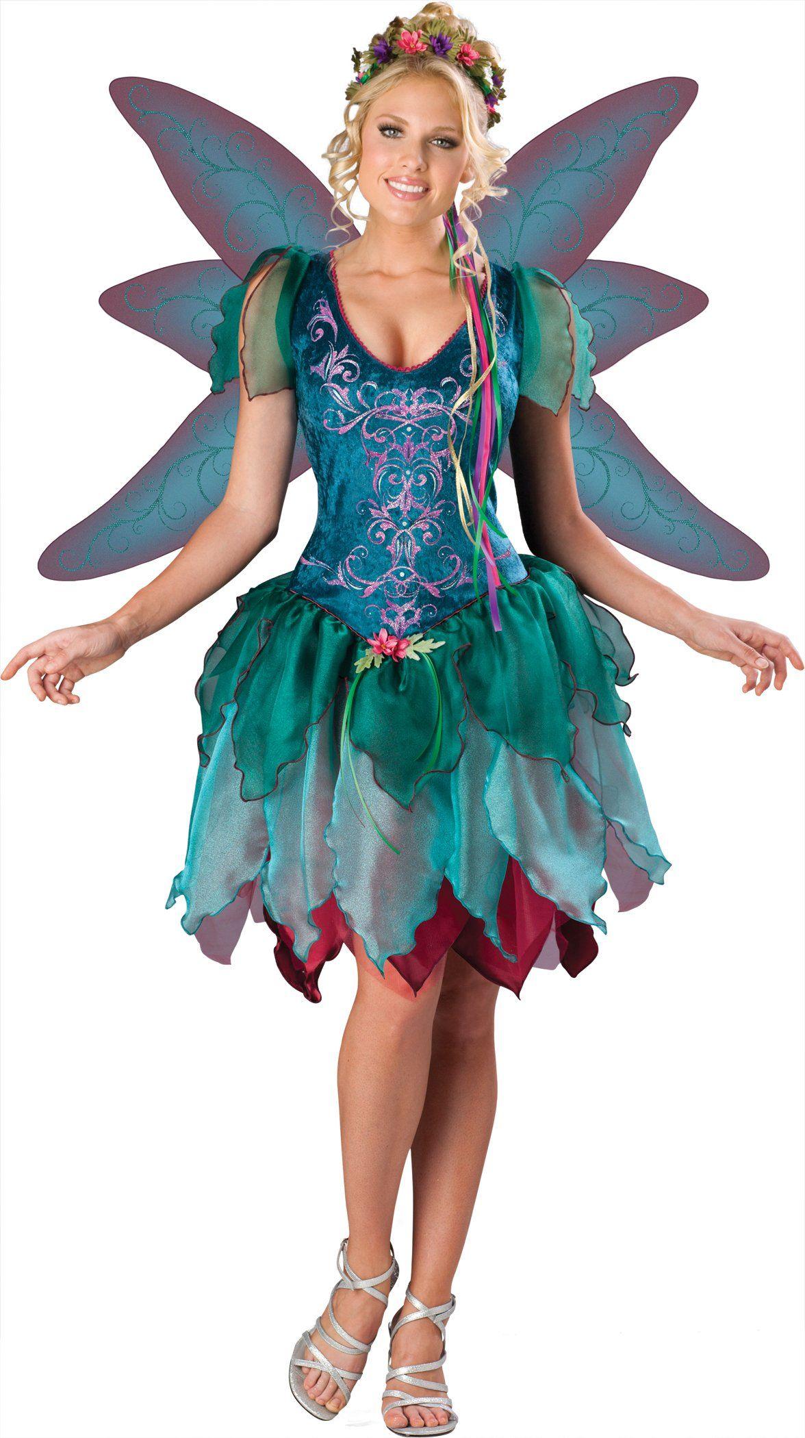 Enchanted Faerie Elite Adult Costume  be5c7ab1f9f5