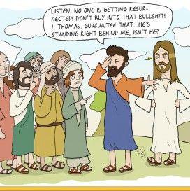 funny jesus cartoons wallpapers  funny cartoon  Pinterest