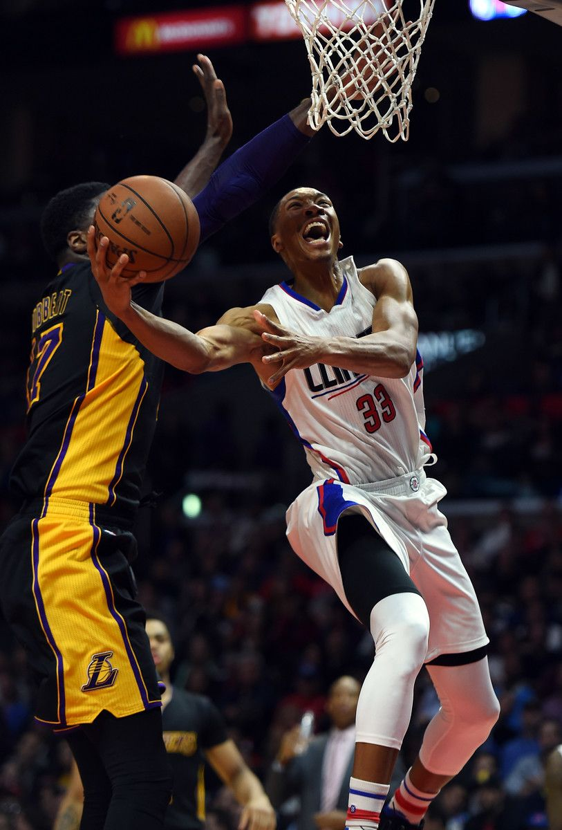 Photos Clippers beat the Lakers 10593 at the Staples