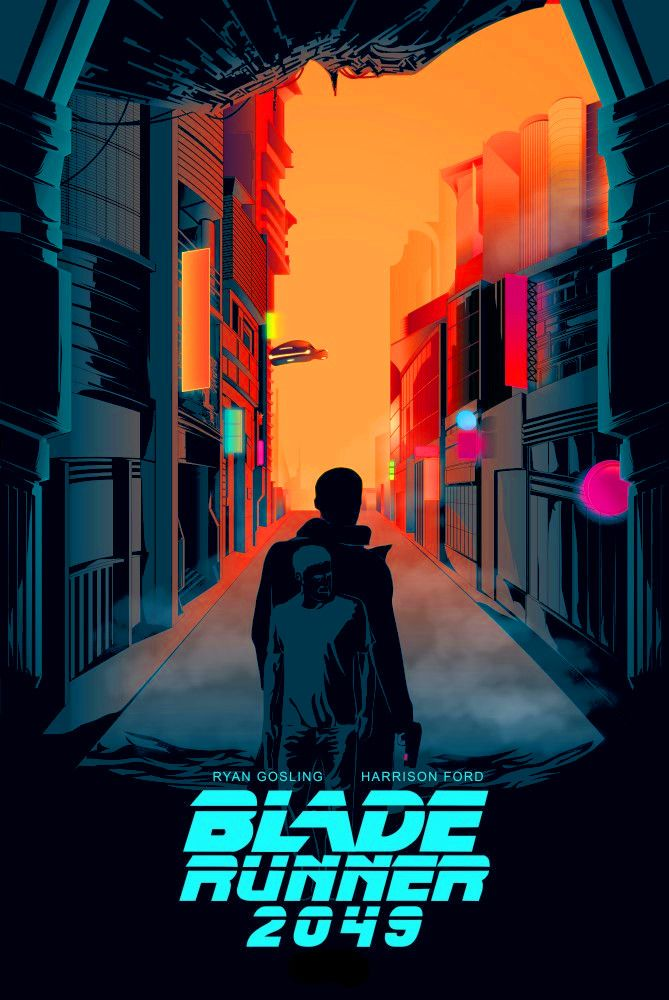 Pin By Timothy Graef On My Favorite Poster I Blade Runner Poster Blade Runner Blade Runner 2049