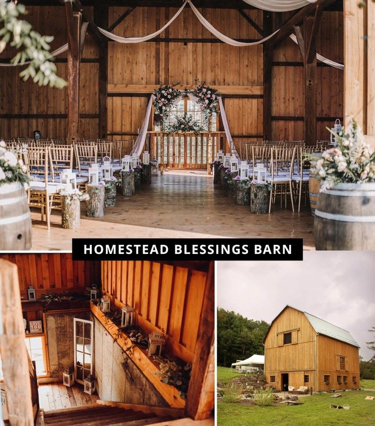 Unique Wedding Venues In Colorado: The 17 Coolest Barns To Get Married At In The United