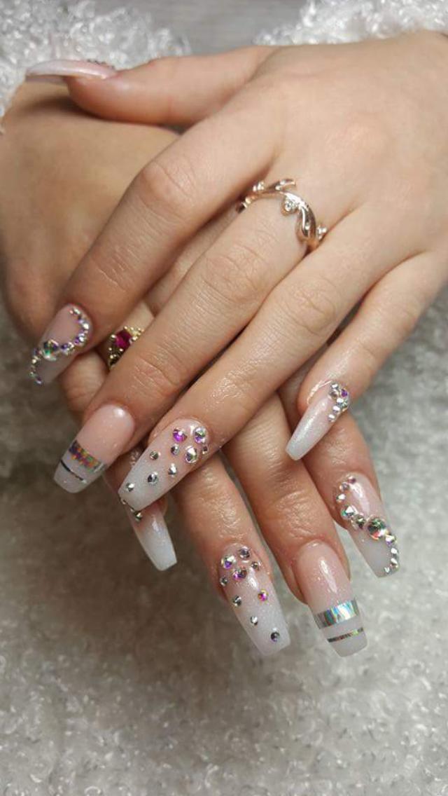 Pin By Courtney Woodard On Nails Makeup Nails Designs Gel Nail Art I Love Nails