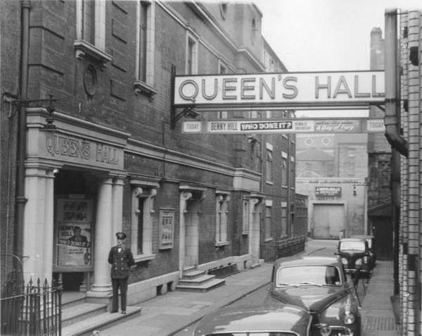 Queens Cinema Newcastle Upon Tyne Newcastle Durham City