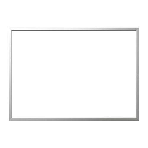 "Frame, aluminum color, 55x39 ¼ "" Ikea, Airbnb design"
