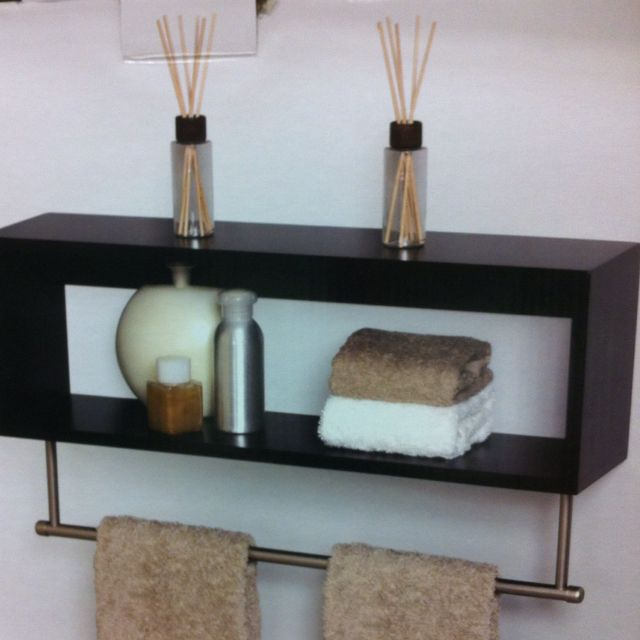 Towel Racks Bathroom Towel Racks Towel Racks And Bathroom Towels - Lowes bathroom glass shelves for bathroom decor ideas
