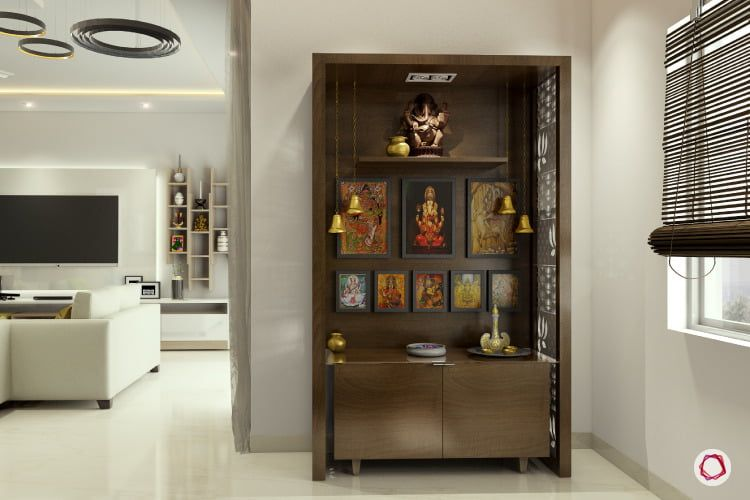 6 Simple Vastu Tips To Design Your Pooja Room In 2020 With Images