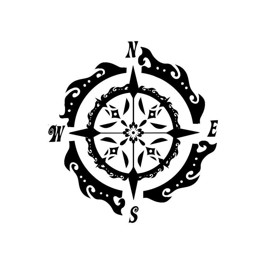 Pin By Jonathan Kovilpillai On Tattoo Ideas Compass Tattoo Compass Tattoo Design Traditional Rose Tattoos
