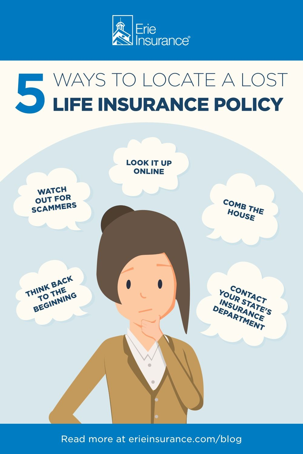 How To Find A Lost Life Insurance Policy Life Insurance