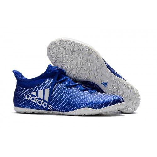 Adidas X Tango 173 IC Botas De Futbol Azul Blanco