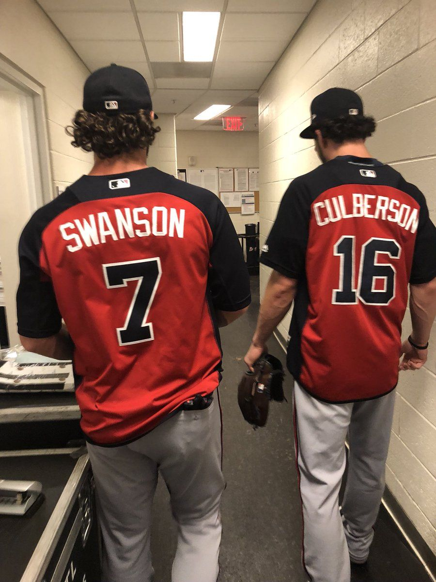 Introducing Charlie Swanson and Dansby Culberson  PlayersWeekend ... 7f34d0d9cb8