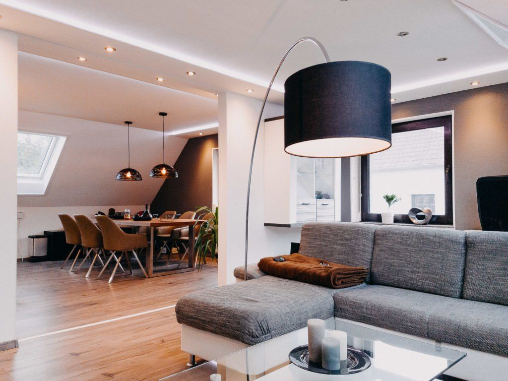 Ideen für die Beleuchtung im Wohnzimmer - Beleuchtung, Wohnzimmer