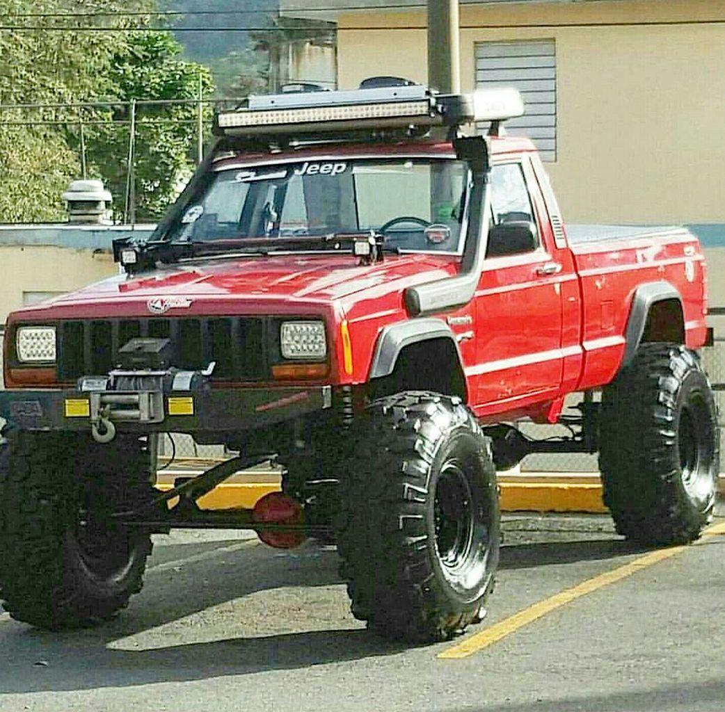 2021 Jeep Comanche Concept
