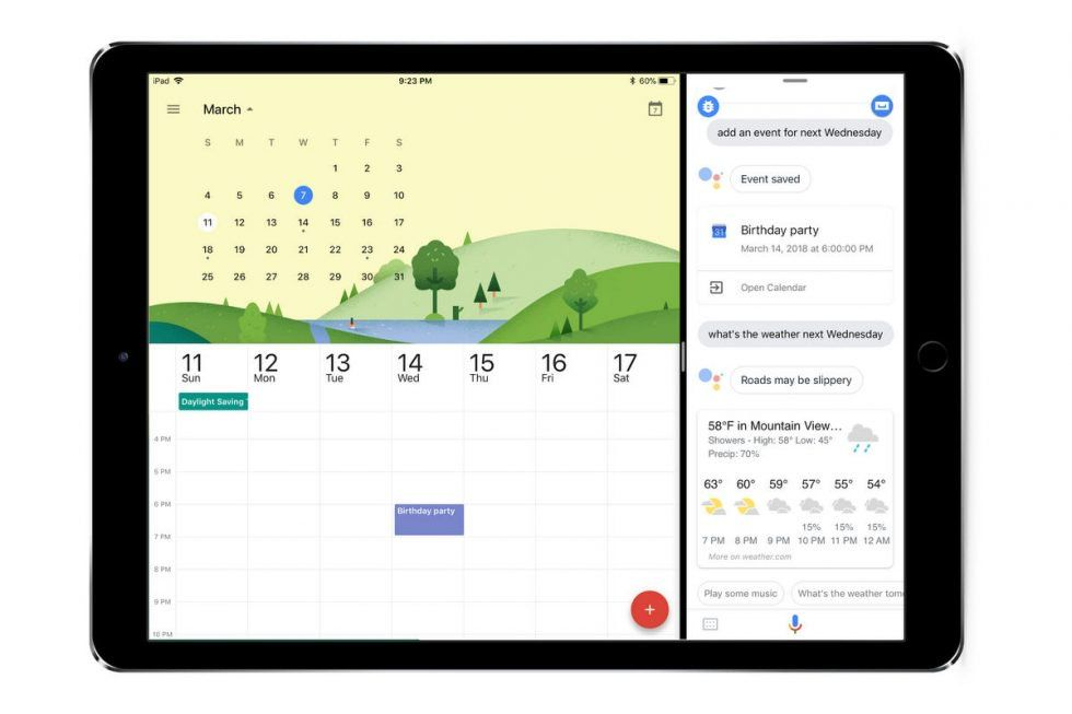 Google Assistant Now Available on the iPad Ipad, Google