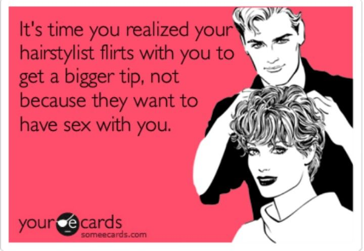 flirt quotes for women without hairstyles