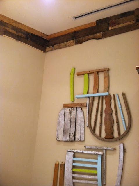 pallet crown molding | Projects | Pinterest | Pallets, Pallet ...