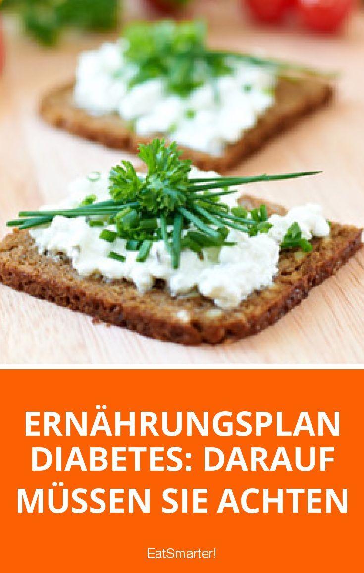 Diabetes mellitus wöchentliche Diät
