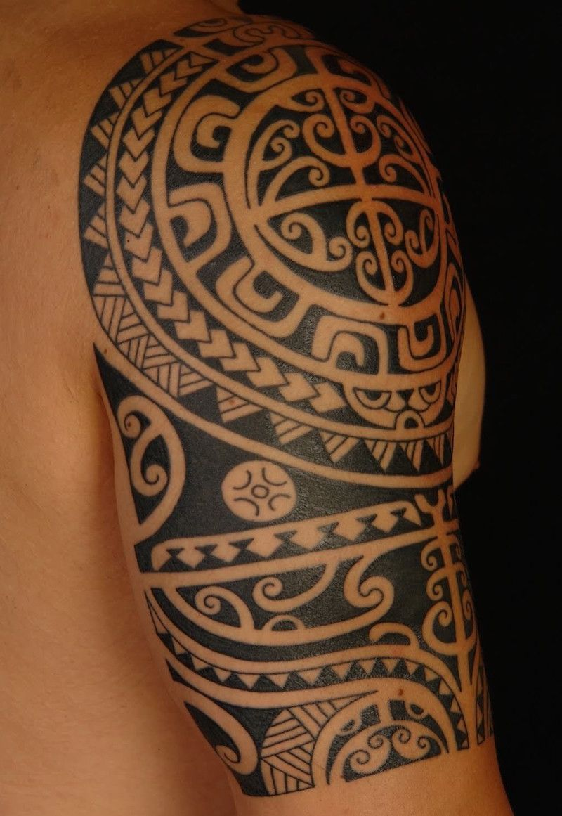 Tatouage Polynesien Un Art Ancestral Plein De Signification