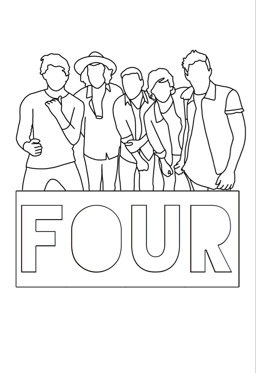Onedirection Harrystyles Niallhoran Louistomlinson Liampayne Coloring Popculture Bored One Direction Drawings One Direction Art One Direction Tattoos