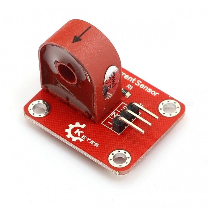 KEYES FR4 Current Sensor / Current Measuring Module for Arduino - Red. Find the cool gadgets at a incredibly low price with worldwide free shipping here. KEYES FR4 Current Sensor / Current Measuring Module for Arduino - Red, Sensors, . Tags: #Electrical #Tools #Arduino #SCM #Supplies #Sensors