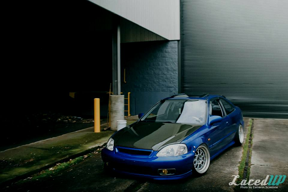 Honda Civic Coupe Slammed Stance Civic Coupes Sedans